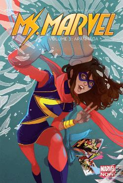 Wook.pt - Ms. Marvel - Volume 3