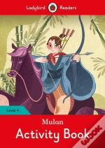 Mulan Activity Book