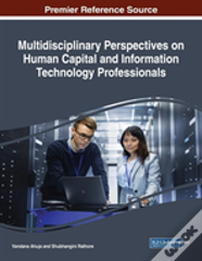 Multidisciplinary Perspectives On Human Capital And Information Technology Professionals