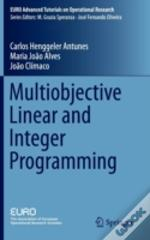 Multiobjective Linear And Integer Programming