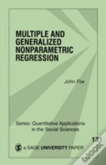 Multiple And Generalized Nonparametric Regression