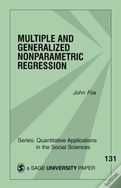Wook.pt - Multiple And Generalized Nonparametric Regression