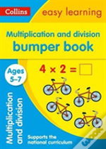 Multiplication And Division Bumper Book Ages 5-7