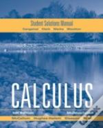 Multivariable Calculusstudent Solutions Manual
