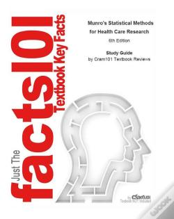Wook.pt - Munro'S Statistical Methods For Health Care Research