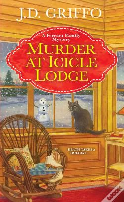 Wook.pt - Murder At Icicle Lodge