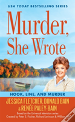 Wook.pt - Murder, She Wrote: Hook, Line, And Murder