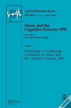 Wook.pt - Music And The Cognitive Sciences 1990