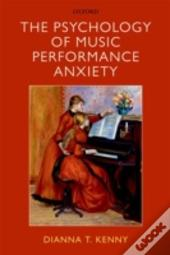 Music Performance Anxiety Paperback