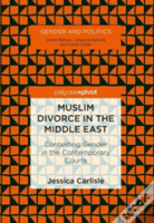 Muslim Divorce In The Middle East