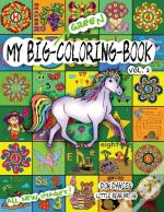 My Big Green Coloring Book Vol. 2
