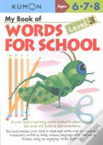 My Book Of Words For Schools