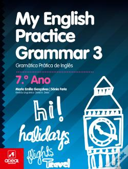 Wook.pt - My English Practice Grammar 3 - 7.º Ano