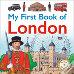 Wook.pt - My First Book Of London