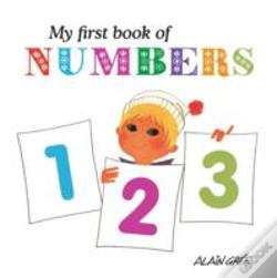 Wook.pt - My First Book Of Numbers