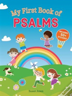 Wook.pt - My First Book Of Psalms