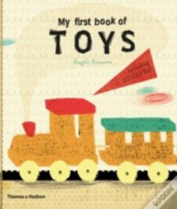 Wook.pt - My First Book Of Toys