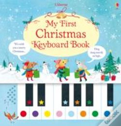 Wook.pt - My First Christmas Keyboard Book