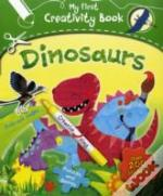 My First Creativity Book - Dinosaurs