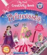 My First Creativity Book Princesses