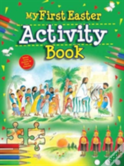 Wook.pt - My First Easter Activity Book