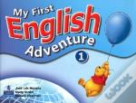 My First English Adventure, Level 1 Flashcards