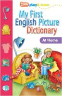 My First English Picture Dictionary - The House