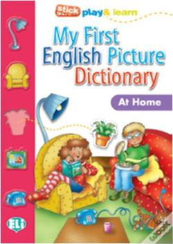 Wook.pt - My First English Picture Dictionary - The House