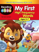 My First High Frequency Words