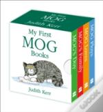 My First Mog Books