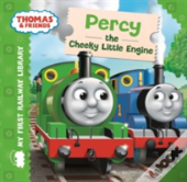 My First Railway Library: Percy The Cheeky Little Engine