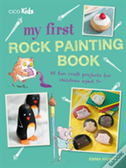 Wook.pt - My First Rock Painting Book