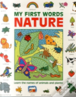 My First Words: Nature (Giant Size)
