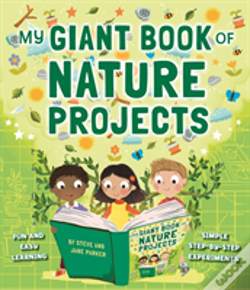 Wook.pt - My Giant Book Of Nature Projects