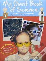 My Giant Book Of...:Science