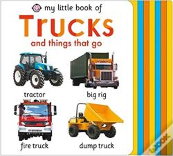 Wook.pt - My Little Book Of Trucks