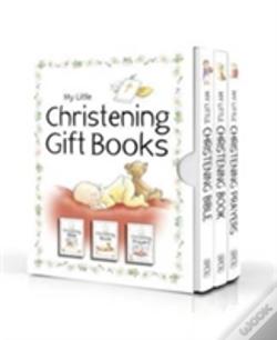 Wook.pt - My Little Christening Gift Books