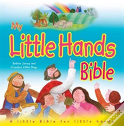 Wook.pt - My Little Hands Bible