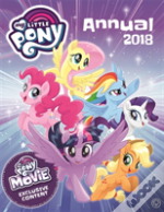 My Little Pony Movie Tie In Annual