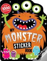 My Monster Sticker Activity Book