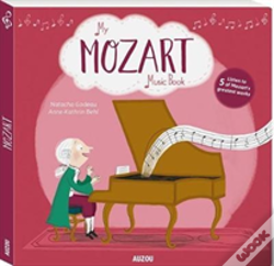 Wook.pt - My Mozart Music Book