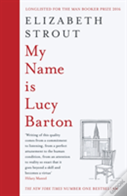 Wook.pt - My Name Is Lucy Barton