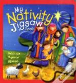 My Nativity Jigsaw Book