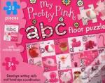 My Pretty Pink Abc Floor Puzzle