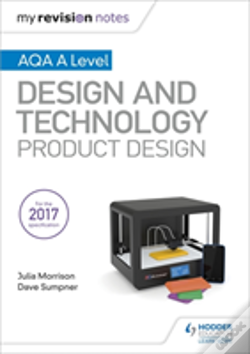 Wook.pt - My Revision Notes: Aqa A Level Design And Technology: Product Design