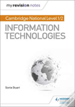 Wook.pt - My Revision Notes: Cambridge National Level 1/2 Certificate In Information Technologies