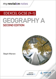 My Revision Notes: Edexcel Gcse (9-1) Geography A