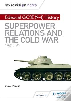 Wook.pt - My Revision Notes: Edexcel Gcse (9-1) History: Superpower Relations And The Cold War, 1941 91
