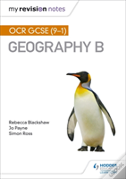 Wook.pt - My Revision Notes: Ocr Gcse (9-1) Geography B