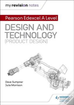 Wook.pt - My Revision Notes: Pearson Edexcel A Level Design And Technology (Product Design)